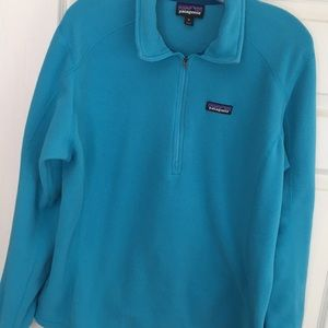 Patagonia pullover fleece size XL excellent